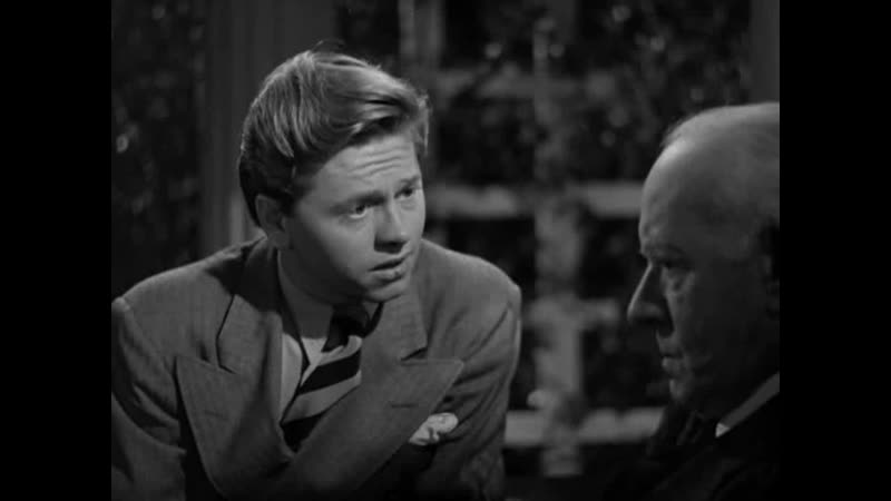 ДВОЙНАЯ ЖИЗНЬ ЭНДИ ХАРДИ (1942) - мелодрама, комедия, семейный. Джордж Б. Сэйтц 720p
