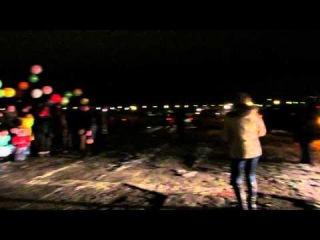 Флешмоб участников группы АвтоГатчина на 14 февраля 2014 года