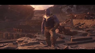 """""""I finally rest and watch the sun rise on a grateful universe."""" - Thanos"""