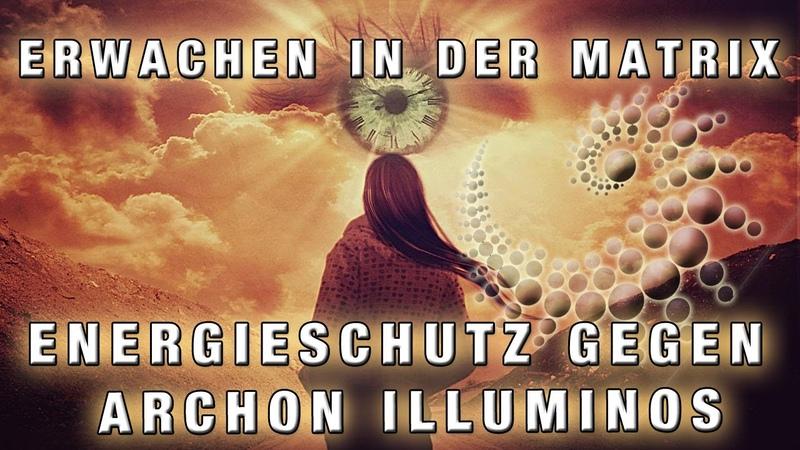 Logik ist eine Illusion der Archon 3D Matrix Glaube Liebe ist Ausdruck der wirklichen Realität
