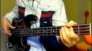 Deep Purple - Black Night (Bass Cover by Jecks)