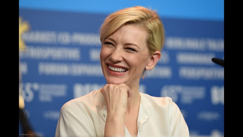 Cate Blanchett - I got good things to feel in my life
