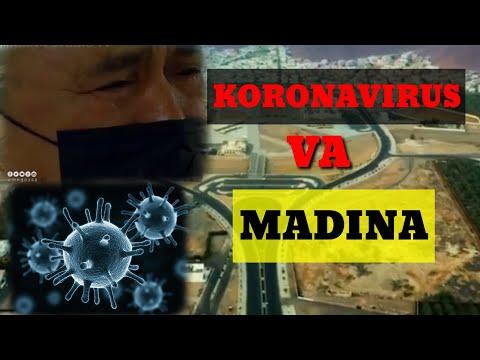 KORONAVIRUS VA MADINA SHAHRI KORONAVIRUSNI MADINAGA TA'SIRI HUJJATLI FILM