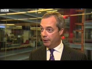 BBC News  UKIP's Nigel Farage says 'Send in the clowns'