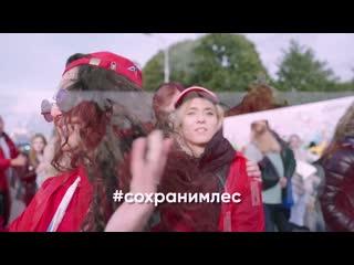Молодежка ОНФ на Экофесте в Москве