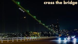TOYOTA CROWN cross the Bridge 4K - SONY FX3 24mm
