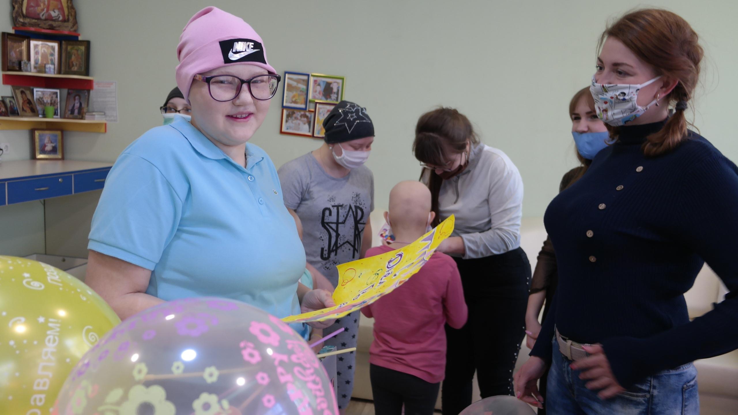 День рождения Маши Русановой