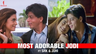 Shah Rukh Khan & Juhi Chawla | The Most Adorable Jodi | Phir Bhi Dil Hai Hindustani, One 2 Ka 4