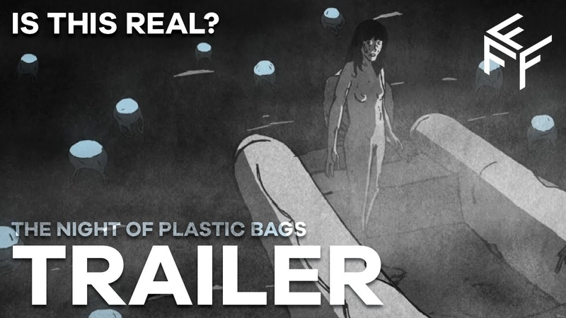 The Night of the Plastic Bags La Nuit des sacs plastiques (2018) | Trailer | Is This Real