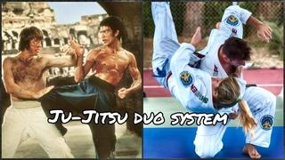 The best fight scenes in movies as a sport discipline - Ju-Jitsu Duo System