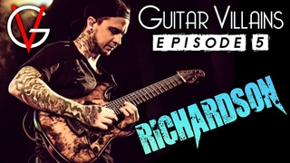 Jason Richardson on Playing Guitar as Fast as Humanly Possible & Dying in Austria | Guitar Villains