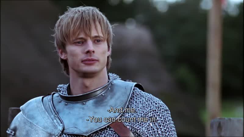 Merlin s01e10 original eng sub 1080 Мерлин 1 сезон 10 серия оригинал английские субтитры 1080
