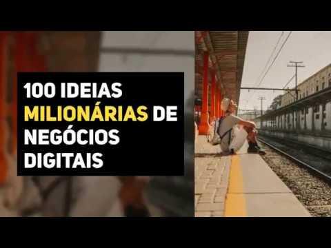100 Ideias Milionárias De Negócios Digitais
