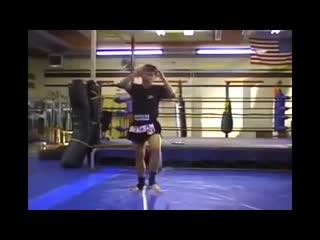 Muai Thai boxing