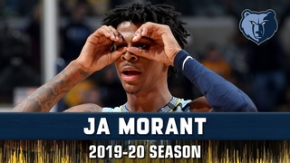 Ja Morant Best Plays from Every Game This Season! | Memphis Grizzlies