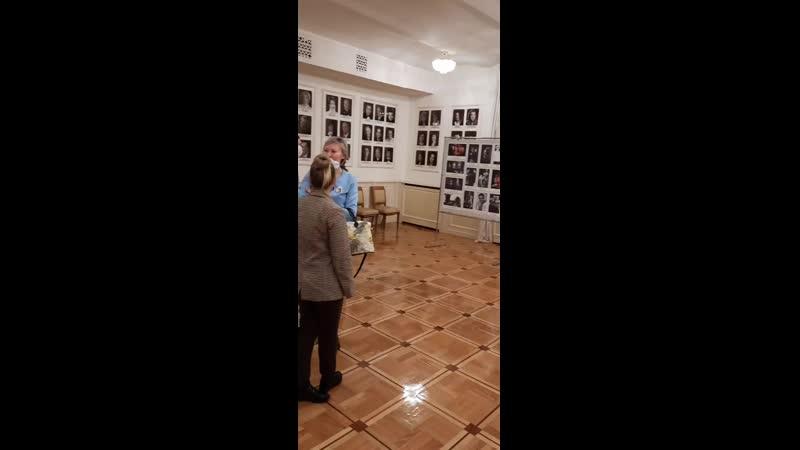 Мюзикл Анна Каренина 19 11 2020