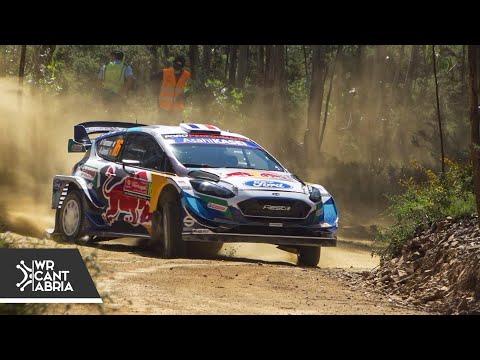 WRC Vodafone Rally de Portugal 2021 Shakedown @wrcantabria
