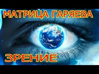 Самая Лучшая Матрица Гаряева и Настрой Сытина Восстановление Зрения.