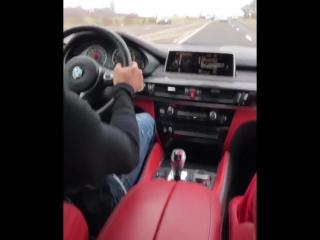 Как звучит выхлоп за 5000$ на BMW X5M
