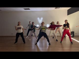 Hip-Hop choreo - Анжелика Дубинина