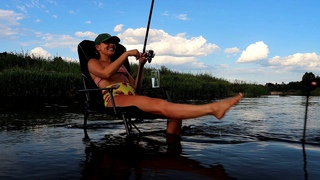 Что осталось ЗА КАДРОМ. Рыбалка в Беларуси #252