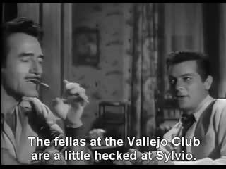 1957 - The Midnight Story - El rastro del asesino - Joseph Pevney - VOS