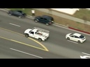 Pursuit ends with T-Bone crash in Pasadena