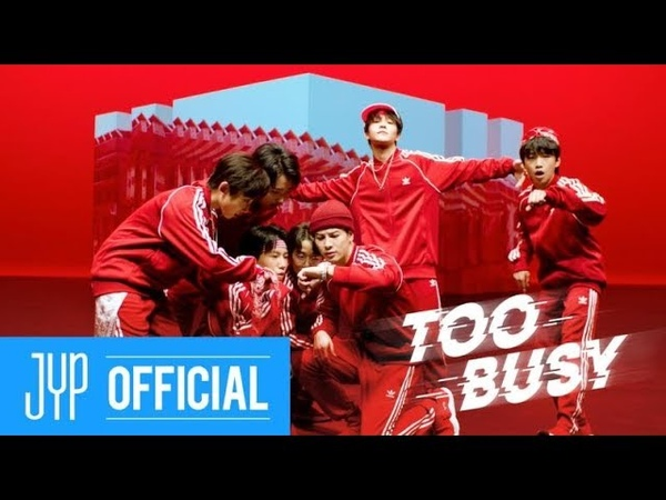 BOY STORY Too Busy (Feat. Jackson Wang(王嘉尔)) M/V