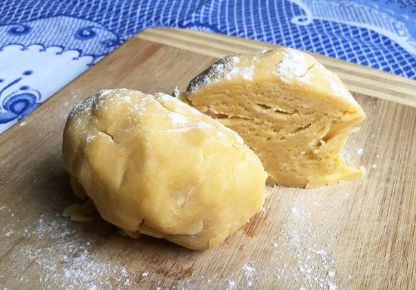 Классический рецепт песочного теста.    Ингредиенты:  -Масло сливочное...