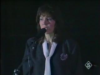 1991 год. Концерт Елены Камбуровой в Ленинграде