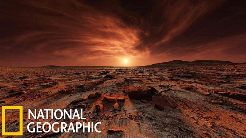 Жизнь на Марсе реальность или фантастика National Geographic HD