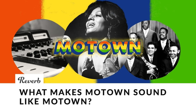 Can We Recreate The Motown Sound | Reverb