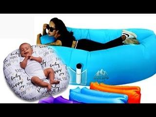 Top 5 Lounger Beach Chair WEKAPO Inflatable Lounger Air Sofa