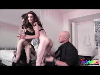 Kelsey Keller - Sexy Crossdresser Seduction [ г., Shemale, Sissy, Hardcore, Blowjob, Anal, Bareback, Cumshot]
