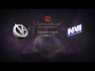 Na` -vs- VG, The International 4, Group Stage, Day 2