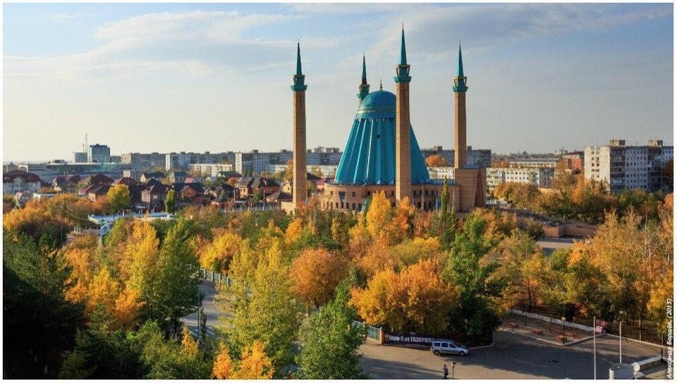 Доброй пятницы,  Павлодар!