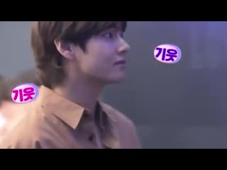 The way taehyung has it face, thick ass, slim 's just not fair .mp4