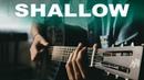 Lady Gaga Bradley Cooper Shallow A Star Is Born ⎪Resonator guitar fingerstyle