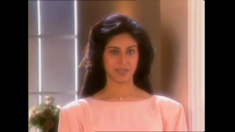 Минакши Шешадри в рекламе шампуня Sunsilk