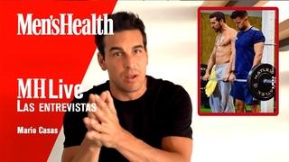 Mario Casas nos da las claves de su entrenamiento | Men's Health España