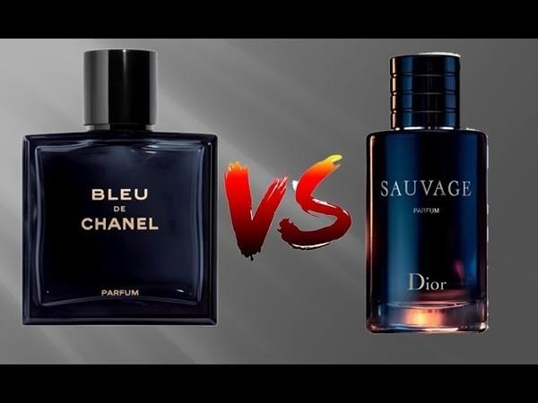Sauvage Parfum vs Bleu de Chanel Parfum