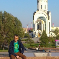 Фотография страницы Андрея Головина ВКонтакте
