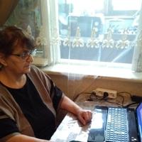 Фотография страницы Эммы Леонтьевой ВКонтакте