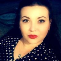Фотография страницы Анастасии Фалеевой ВКонтакте