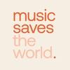 music saves