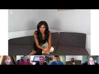 Google+ Hangout with Nadia Ali - June 5, 2013