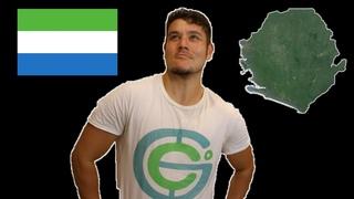 Geography Now! SIERRA LEONE