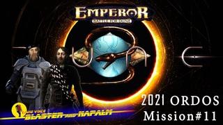 🔥 DUNE 2021 Game Emperor House Ordos Battle for dune Mission 11 Прохождение с BLASTER and NAPALM