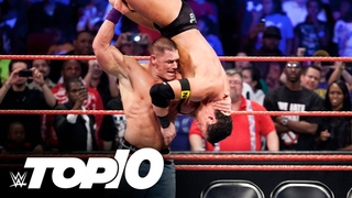 [#My1] Chaotic & creative chair attacks: WWE Top 10, Oct. 18, 2020