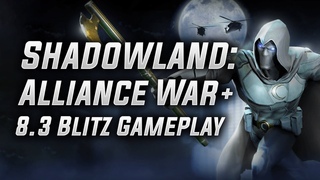 Shadowland: Alliance War + 8.3 Blitz Gameplay! - MARVEL Strike Force - MSF